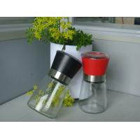 Buy cheap Pepper mill, Manual grinding pepper bottle, caster, seasoning cans, spice bottles product