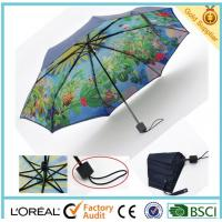 Buy cheap 2016 Hot Sale Fashion 3 Folding Umbrella for apparel accessory brands product