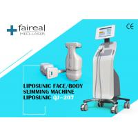 Buy cheap 13MM / 8MM Ultrasonic Liposuction Cavitation Slimming Machine Body Fat Reducing from wholesalers