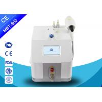 Buy cheap 1064nm 532nm Q Switch Nd Yag Laser For Removing Tattoo & Pigment & Angiomas from wholesalers