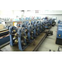 Buy cheap ASTM Standard Steel Pipe Making Machine High Speed High Frequency Welder from wholesalers