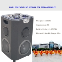 Buy cheap 2020 hot professional protable audio speakers with bluetooth and USB Flash TF Memory Card Readers made in China from wholesalers