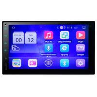 Buy cheap Ouchuangbo 7 inch full touch HD car radio stereo radio support 3G WIFI BT andrdoid 5.1 in stock fast ship from wholesalers