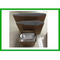 Buy cheap Light Heavy Duty Insulated Shipping Box Liners Non Poisonous Eco Friendly from wholesalers