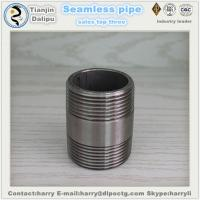 Buy cheap steel pipe coupling / 5 stainless steel tubing pipe fittings 2 3\/8\ eue nue crossover coupling from wholesalers