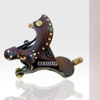 Buy cheap Damascus tattoo machine-cast copper from wholesalers