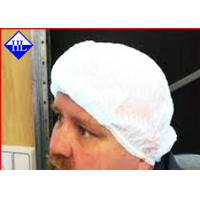 Buy cheap PP Medical Non Woven Fabric For Disposable / Recycled Bouffant Cap Anti - Mildew from wholesalers