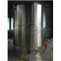 Buy cheap Horizontal Potable Bolted  Steel Eelevated Water Storage Tanks With Dimple Jacket Safety Grade from wholesalers