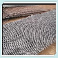 Buy cheap crimped wire mesh for sieving and screen/stone vibrating screen products for 2018 New Type 8mm screen from wholesalers