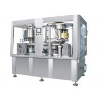 Buy cheap Meat Filler Machine Meat Canning Equipment For PLC Control Production Line from wholesalers