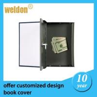 Buy cheap Home Secret Storage Steel Book Safe Box  With False Cover 2 Keys from wholesalers