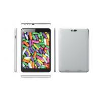 Buy cheap Silver 7.85 Quad - core RK3168 / RK3188 ARM Cortex-A9 1080P Tablet PC from wholesalers