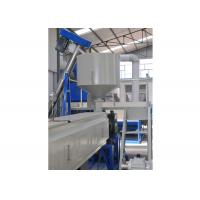 Twin Screw Ps Foam Sheet Plastic Sheet Extrusion Line For Pearl Cotton