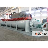 Buy cheap Spiral / Screw Sand Washing Machine for Mineral Ore Gravel Crushed Rock from wholesalers