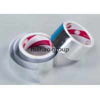 Buy cheap Self Adhesive Aluminum Foil Tape , Aluminum Foil Duct Tape For Insulation Material from wholesalers