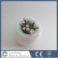 Buy cheap 304 Stainless Steel Nails / Annular Ring Shank Nails for underlayment with Rose Head from wholesalers