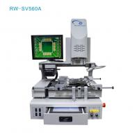 Buy cheap Shuttle star RW-SV560A Mobile repair welding machine auto optical alignment BGA soldering disoldering rework station from wholesalers