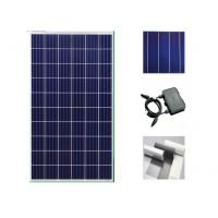 Buy cheap Clean energy low price china direct supply solar panel 260 watt,all black solar panel  for home system from wholesalers