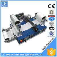 Buy cheap Automatic Coater Hot Melt Adhesive Tape Film Roller Coating Machine from wholesalers