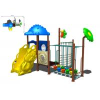 Buy cheap Kindergarden Preschool Backyard Kids Outdoor Playground Equipment Professional from wholesalers