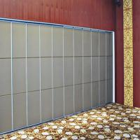 Buy cheap Modern Semi - Permanent Room Divisions Operable Partition Wall For Waiting Training Room Airpor from wholesalers