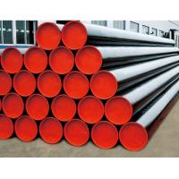 Buy cheap St37 Seamless Carbon Steel Pipe , Ms Cs Seamless Pipe Tube Api 5l Astm A106 Sch Xs from wholesalers