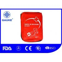 Buy cheap Mini Personal Care DIN Standard First Aid Kit Customized Pack For Medical Use from wholesalers