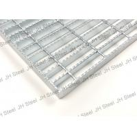Buy cheap Tooth Like Serrated Galvanized Steel Grating Panels For Petroleum / Chemical from wholesalers