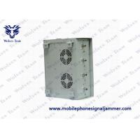 Buy cheap 75W High Power Cellular Mobile Phone signal Jammer (GSM,CDMA,PCS,DCS,3G) from wholesalers