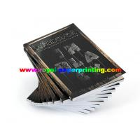 Buy cheap customize good quality paper hardcover / softcover book printing from wholesalers