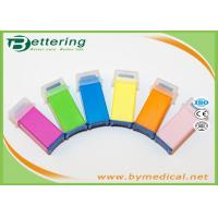 Buy cheap Auto Press Single Use Blood Lancets For Blood Glucose Testing Easy Handling from wholesalers