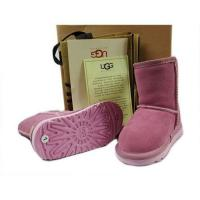 Buy cheap sell Kid's UGG Classic Short Boots 5281 - Pink from wholesalers