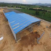 Buy cheap South Africa Pre-Engineered Steel Buildings for Commercial and Industrial Application from wholesalers
