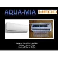 Buy cheap Wall Mounted Air Conditioning Unit , Hot / Chilled Water Hi Wall Unit 7.2KW  2TR from wholesalers