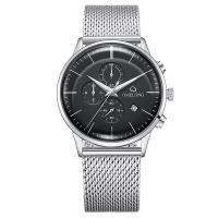 Buy cheap Stainless Steel Mens Quartz Watch One Year Guarantee CE ROHS SGS Approved from wholesalers