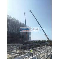 Buy cheap Clad Rack Warehouse, Rack self-supporting Structure with roof and wall clading from wholesalers