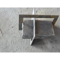 Buy cheap Gauge Check Of Alloy Steel Castings / Chrome Molybdenum Steel Liners from wholesalers