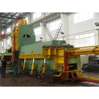 Buy cheap Metal Shearing Equipment / Scrap Baler Machine For Pre Compressing Cutting Waste from wholesalers