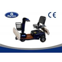Buy cheap Riding On Dust Cart  Floor Cleaning Scooter Equipment Easy Operation from wholesalers