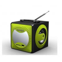 Buy cheap portable usb speaker with FM radio for TV MP3 CD PC from wholesalers