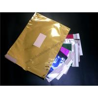 Buy cheap Shock Resistance Laminated Foil Pouches , Aluminium Packing Bag 295x435mm #J from wholesalers