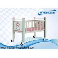 Buy cheap Home Care Pediatric Hospital Beds With Enameled Steel Platform from wholesalers