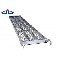 Buy cheap Corrosion Resistance Steel Scaffold Planks Scaffold Steel Catwalk With Hook product