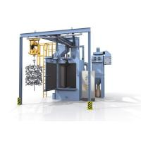 Buy cheap Rust Removing Shot Blasting Machine Advanced Design Reasonable Structure from wholesalers