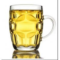 Buy cheap Big Beer Mug Whiskey Glass Cups Classical One Dollar Glass 290ml 550ml from wholesalers