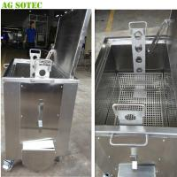 Buy cheap Movable Kitchen Soak Tank With Casters And Brake Heating Optional from wholesalers