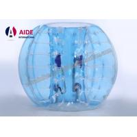 Buy cheap Clear Inflatable Soccer Ball Game Inflatable Soccer Balls For Operation Child Bubble Soccer Ball from wholesalers