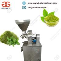 Buy cheap Hot Selling Moringa Curry Neem Leaf Powder Grinder Making Machine|Supplier|Price from wholesalers