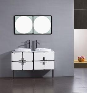 Buy cheap Modern Black Bathroom Cabinet (MY-7488) product