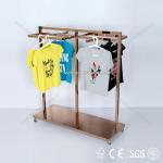 Buy cheap Multi-style Garment display shelf, Garment Display Rack, garment rack from wholesalers